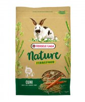 Versele-Laga Nature Cuni Fibrefood - Konijnenvoer - 2.75 kg