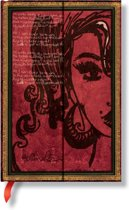 Paperblanks Amy Winehouse Tears Dry Mini Lined Journal