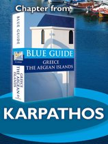 Karpathos and Saria - Blue Guide Chapter