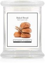 Classic Candle Medium Jar Baked Bread