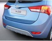 RGM Achterbumperskirt (Diffuser) Hyundai ix20 11/2012 - 12/2016 zilver (ABS)