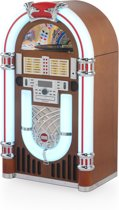 RICATECH RR3100 Full size Classic LED Jukebox  Bluetooth