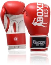 Impact Logo Synthetic Boxing Gloves