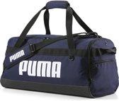 Puma Sporttas - donker blauw/ zwart/ wit