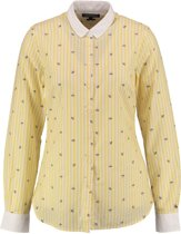 Tommy hilfiger fitted twill overhemd - Maat S