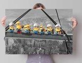 REINDERS Verschrikkelijke Ikke Minions  - Poster - 91,5x61cm