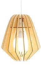 Bomerango Original - lampenkap - Small - Ø25 cm - naturel - losse lampenkap