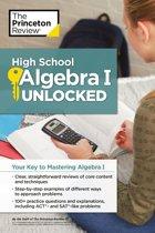Omslag van 'High School Algebra I Unlocked'