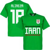 Iran Alireza Team T-Shirt - S