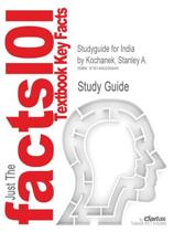 Studyguide for India by Kochanek, Stanley A.