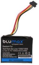 Blumax Battery for TomTom Go Live 1000 /­ 1005 1050mAh
