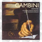 Cambini: Sinfonie / Mangiocavallo, Academia Montis Regalis