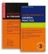 Oxford Handbook of General Practice and Emergencies in Primary Care Pack