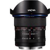 Laowa 12mm f/2.8 Zero-D Canon EF MILC/SLR Groothoeklens Zwart