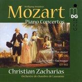 Piano Concertos Vol1: Kv482 & Kv595