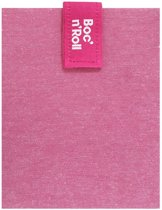 Roll eat herbruikbaar boterhamzakje Boc and Roll Eco Pink