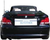 Pasklaar Weyer Basic Line Windschot BMW 1-Serie E88 2008-2013