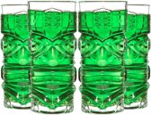 CKB - TIKI Bar Cocktail glazen - Set van 4 - Tiki glas