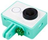 TMC Kunststof frame-houder voor Xiaomi Yi Sport Camera (HR319-GN (groen)
