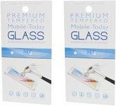 Samsung S5 Screenprotector - Glas - Premium Tempered – 1 plus 1 gratis
