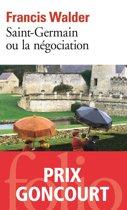 Saint-Germain ou la négociation