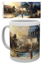 Assassins Creed Origins Cover