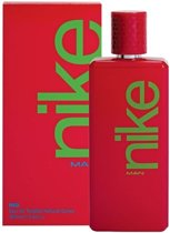 Nike Red Eau De Toilette Spray 100ml