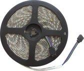 RGB LED Strip 14,4 watt/m 440 lumen/m IP65 (waterbestendig) 12V LENGTE 5 METER
