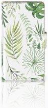 HTC Desire 310 Hoesje Leaves