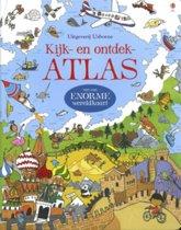 Kijk en ontdek atlas
