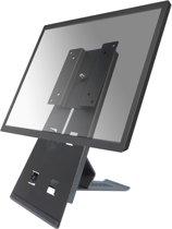 NewStar FPMA-D825BLACK - bureaustand - Geschikt voor televisies t/m 27 inch - Zwart