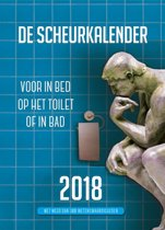 De scheurkalender voor in bed, op het toilet of in bad 2018