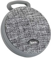 Hoco BS7 Bluetooth Speaker Fabric Grey - Draadoze luidspreker grijs