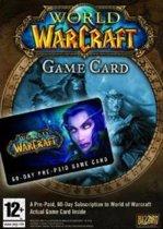 World Of Warcraft Gametime Card 60 Days (ITALIAN) /PC