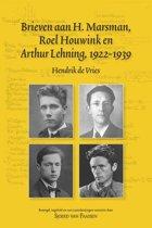 Achter het Boek 44 - Brieven aan H. Marsman, Roel Houwink en Arthur Lehning, 1922-1939