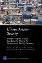 Efficient Aviation Security
