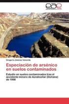 Especiacion de Arsenico En Suelos Contaminados