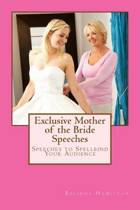 Exclusive Mother of the Bride Speeches