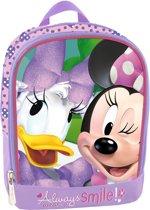 Minnie & Katrien rugtas, always smile