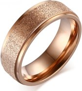 Cilla Jewels edelstaal ring Stardust Rose-16mm