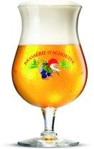 La Chouffe bierglas -  25 cl - 6 stuks