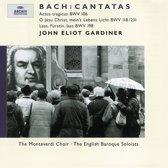 Bach: Cantatas BWV 106,118,198 / Gardiner, Monteverdi Choir et al