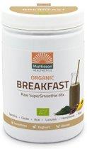 Mattisson SuperSmoothie Breakfast bio - 300 gram - Maaltijdvervanger