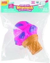 Afbeelding van Soft n Slo Squishies Bessen Ijshoorn - Squishy speelgoed