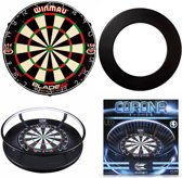 Winmau Blade 5 Dual core + surround + verlichting