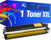 PlatinumSerie® 1 x toner XL yellow alternatief voor Brother TN-230