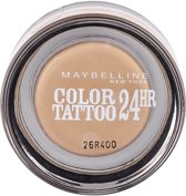Maybelline Color Tattoo 24H  - 5 Eternal Gold - Goud - Oogschaduw