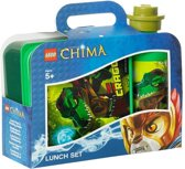 Lego Legends of Chima Lunchset - Groen