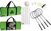 Badminton en Volleybalset