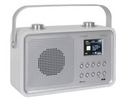 TANGENT DAB2GO+ BLUETOOTH / DAB+ / FM PORTABLE RADIO (WHITE HIGH GLOSS)